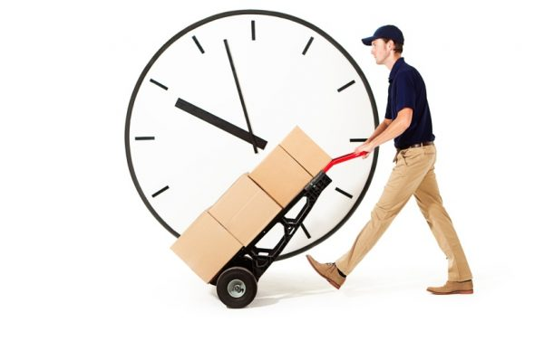 shipping save time