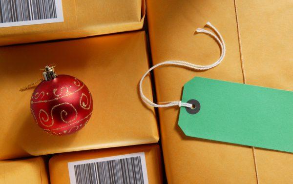 holiday shipment