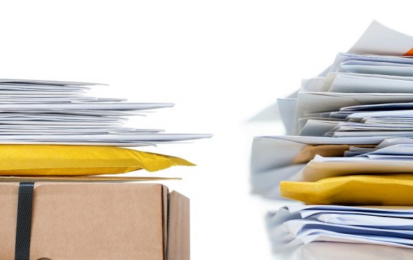 how your packages are sorted