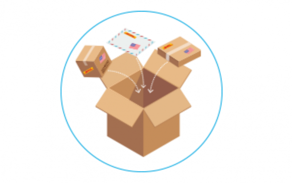 lightweight eCommerce shipments to the U.S.