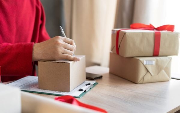 small business holiday shipping